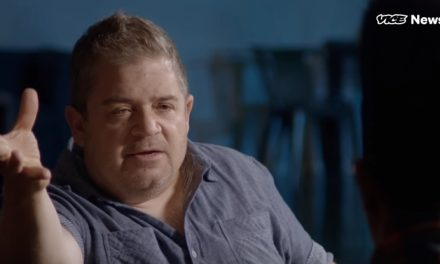 Patton Oswalt tells HBO's VICE about joke thievery