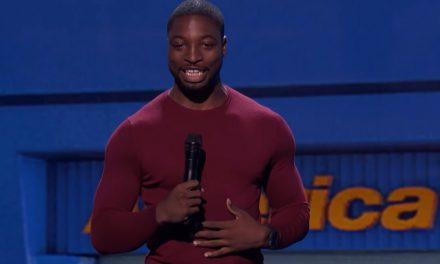 Preacher Lawson semifinal performance on America's Got Talent 2017