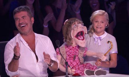 Darci Lynne semifinal performance on America's Got Talent 2017