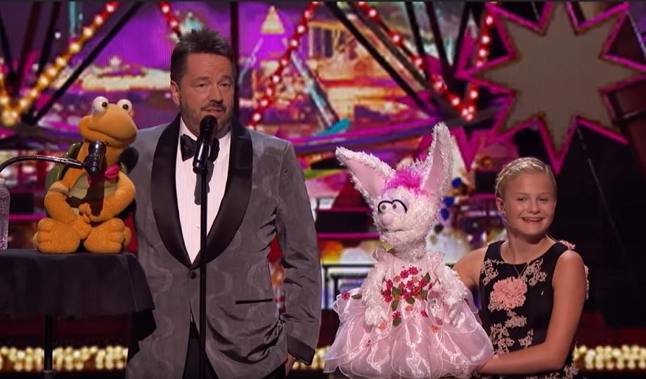 12-year-old ventriloquist Darci Lynne wins America's Got Talent 2017