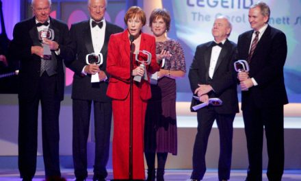 """CBS to celebrate 50th anniversary of """"The Carol Burnett Show"""" with a primetime reunion and tribute special"""