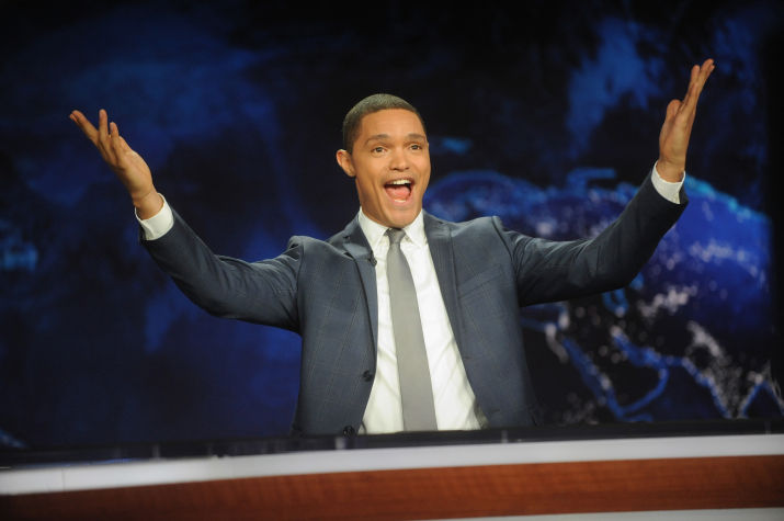 Trevor Noah will host The Daily Show through at least 2022