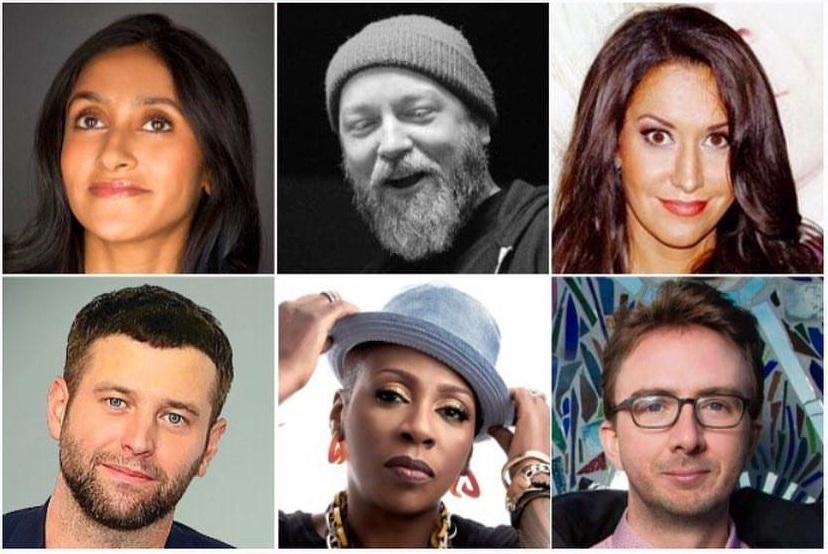 Aparna Nancherla, Kyle Kinane, Rachel Feinstein, Joe List, Gina Yashere, and Brent Morin taping new half-hours for Netflix