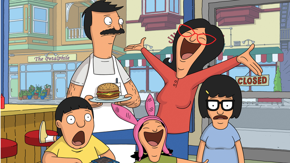 New Disney movie schedule includes a big-screen Bob's Burgers film for 2020