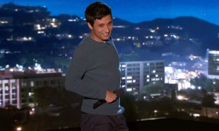 Ismael Loutfi on Jimmy Kimmel Live