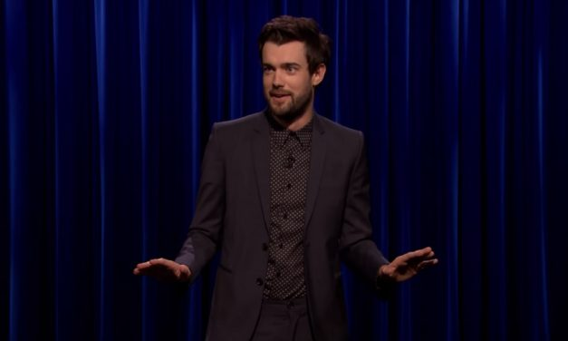 Jack Whitehall on The Tonight Show Starring Jimmy Fallon