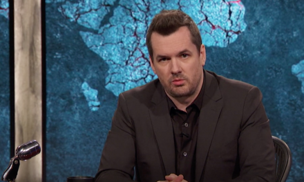 """Jim Jefferies apologizes on-air to women: """"We can do better"""""""