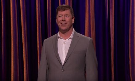 Jimmy Dunn on Conan