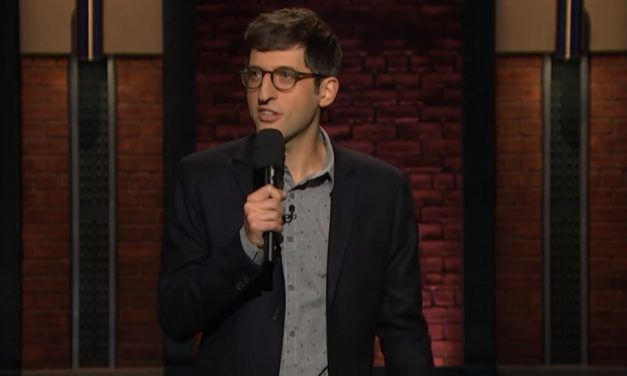 Matt Goldich on Late Night with Seth Meyers