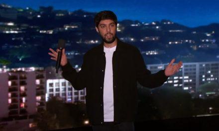 Neel Nanda on Jimmy Kimmel Live