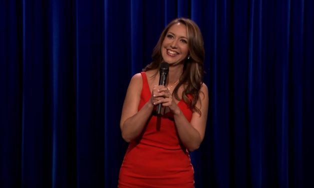 Rachel Feinstein on The Tonight Show Starring Jimmy Fallon