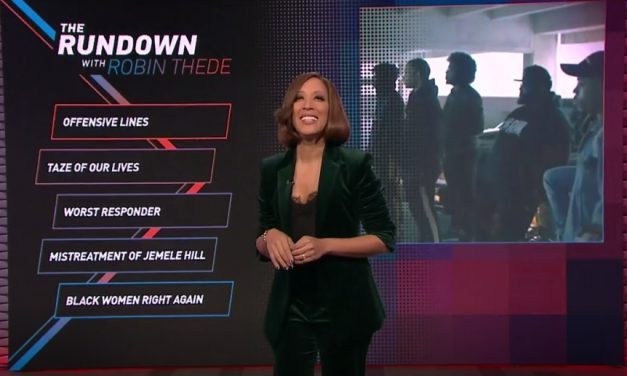 The Rundown with Robin Thede premieres on BET