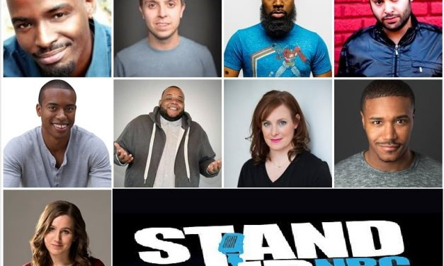 StandUp NBC announces finalists for 2017 contest and talent holding deal