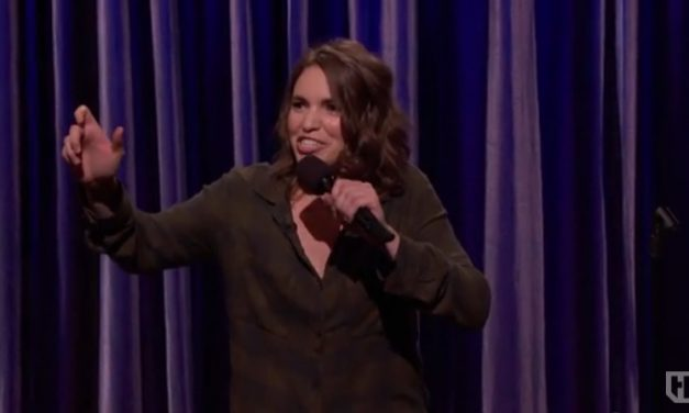 Beth Stelling on Conan