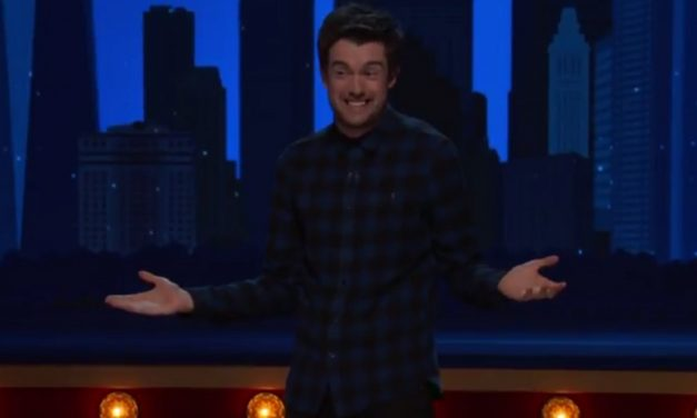 Jack Whitehall on Conan