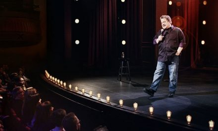 "Review: Patton Oswalt, ""Annihilation"" on Netflix"