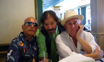 """Who is Randy Credico? Comedian linking Roger Stone and Wikileaks profiled in 2003 Laura Kightlinger documentary, """"60 Spins Around the Sun"""""""