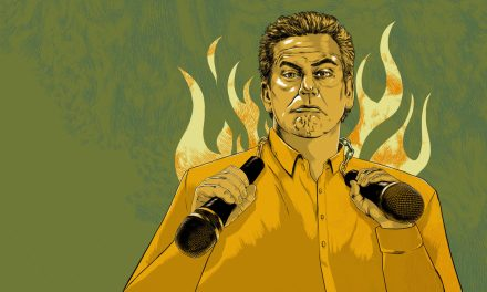 "Review: Brian Regan, ""Nunchucks and Flamethrowers"" on Netflix"
