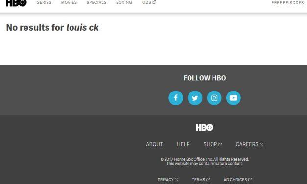 HBO, Netflix, FX drop Louis CK from future programming