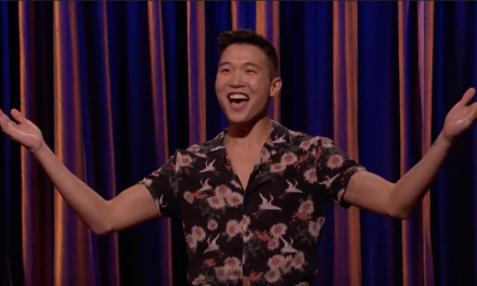 Joel Kim Booster on Conan