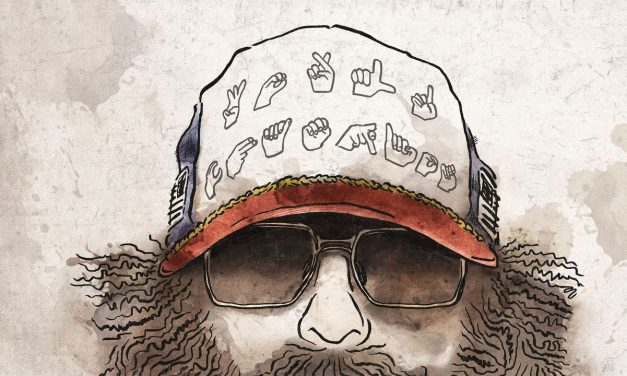 "Review: Judah Friedlander, ""America is the Greatest Country in the United States"" on Netflix"