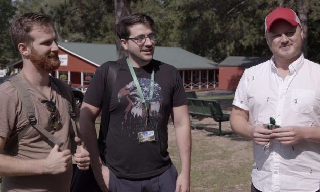 "Liberal Redneck comedians wellRED hit the Poconos for ""The Naked Truth"""