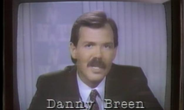 R.I.P. Danny Breen