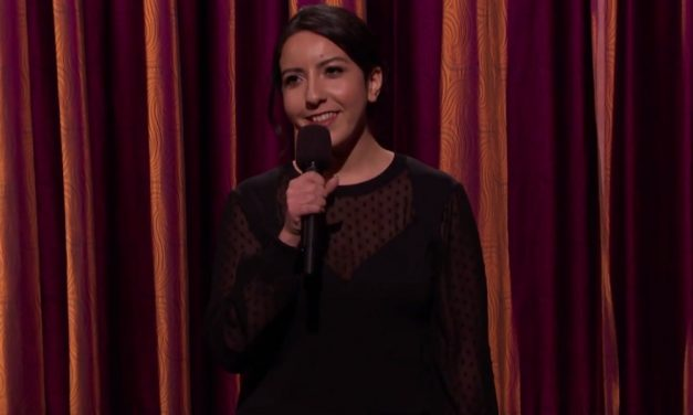 Dina Hashem on Conan