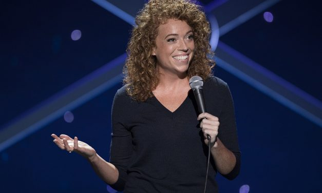 """Review: Michelle Wolf, """"Nice Lady"""" on HBO"""