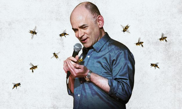 """Review: Todd Barry, """"Spicy Honey"""" on Netflix"""