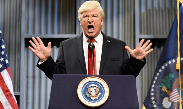Alec Baldwin wants to adapt his Trump parody book (and SNL character) for Broadway