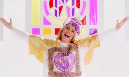 Ave Maria Bamford: A 12-part Christmas webseries miracle!