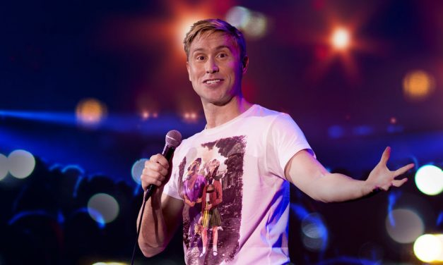 "Review: Russell Howard, ""Recalibrate"" on Netflix"