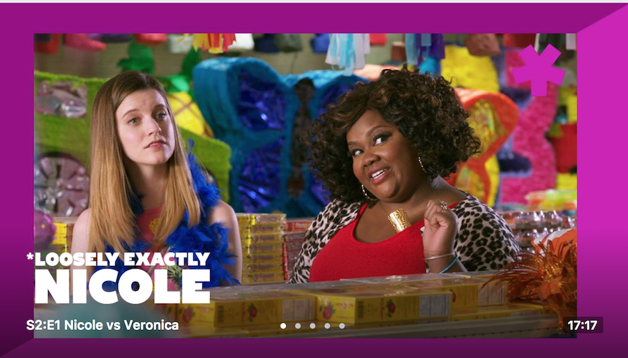 Facebook Watch debuts new episodes of Loosely Exactly Nicole