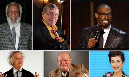 In Memoriam: The year in R.I.P. in comedy for 2017