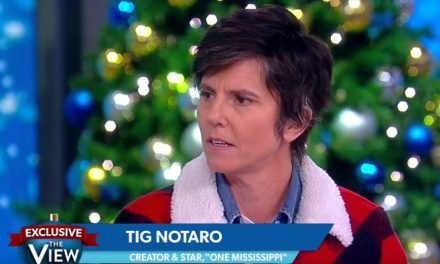 Tig Notaro relieved to have Louis CK relieved of his executive producer duties on One Mississippi