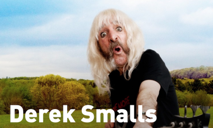 Harry Shearer is releasing a Derek Smalls solo album, spun off from Spinal Tap