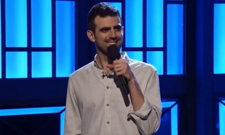 Sam Morril on Conan