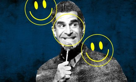 "Review: Todd Glass, ""Act Happy"" on Netflix"