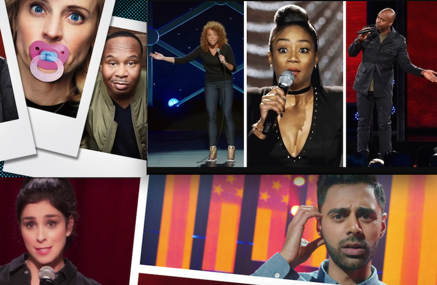 Reviewed: The best comedy specials of 2017 | The Comic's Comic