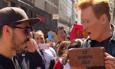 Looks like Conan O'Brien is heading to Haiti for his next TBS special