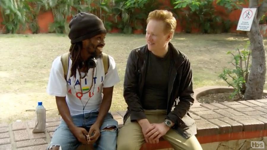 Highlights from Conan O'Brien's trip to Haiti