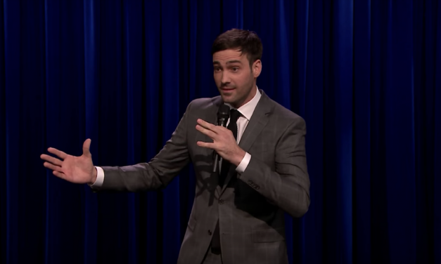 Jeff Dye on The Tonight Show Starring Jimmy Fallon