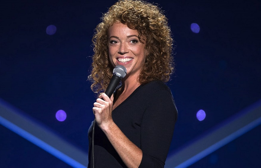 Michelle Wolf will host her own weekly late-night talker for Netflix