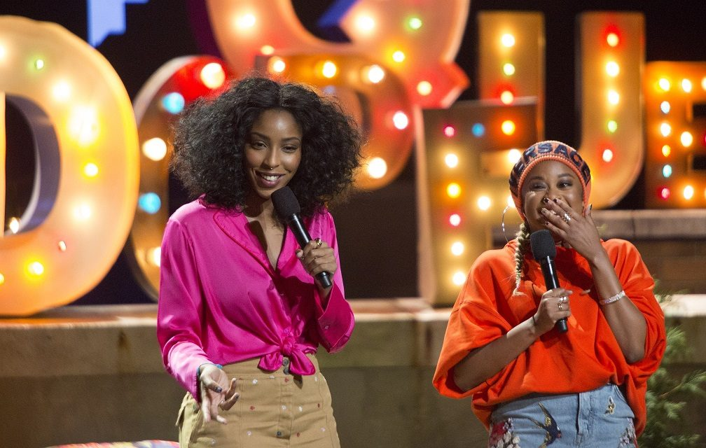 """Review: """"2 Dope Queens,"""" many dope perspectives in HBO variety series"""