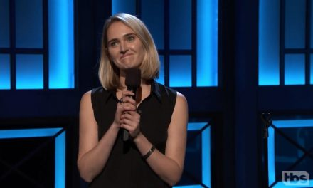 Jena Friedman on Conan