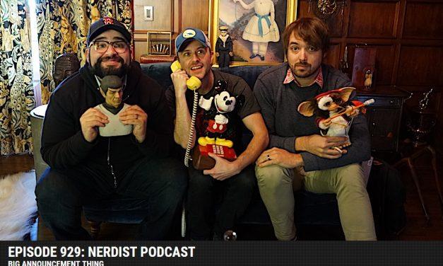 Chris Hardwick rebranding The Nerdist Podcast as ID10T, moving it to Cadence13