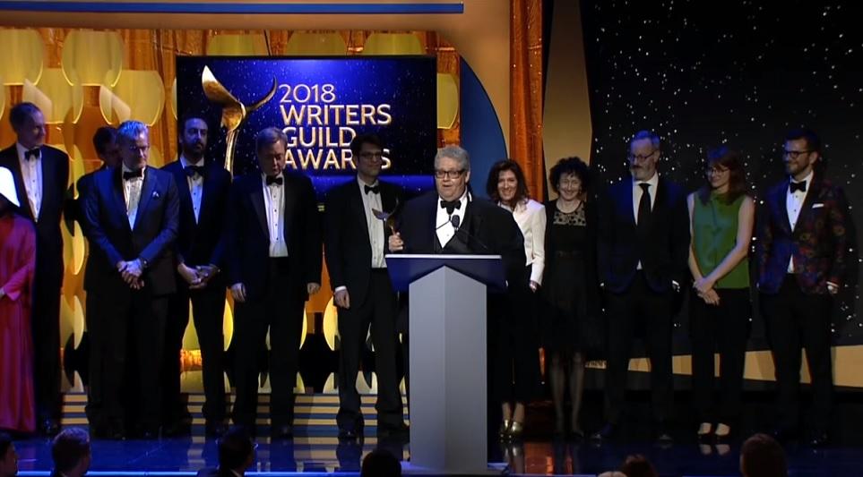 Jordan Peele, Veep, Last Week Tonight win at the 2018 WGA Awards
