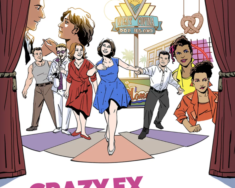 Crazy Ex-Girlfriend is going on a live concert tour!