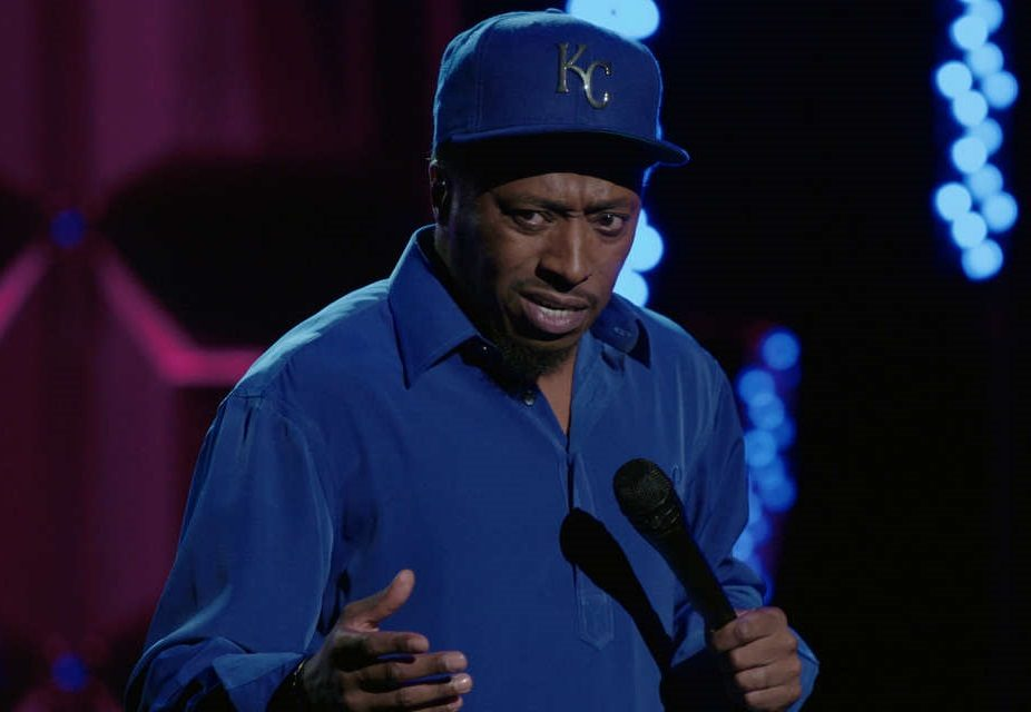 """Review: Eddie Griffin, """"Undeniable,"""" on Showtime"""